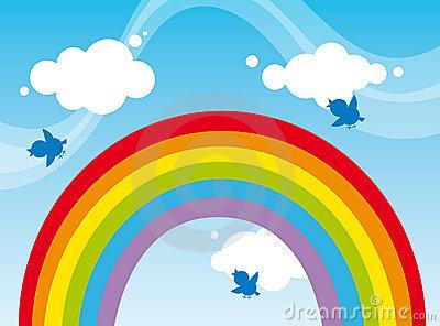 regenbogen-voegel